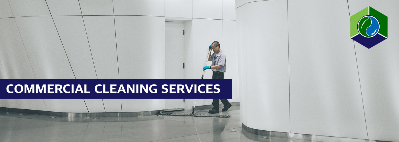 Commercial Cleaning Header