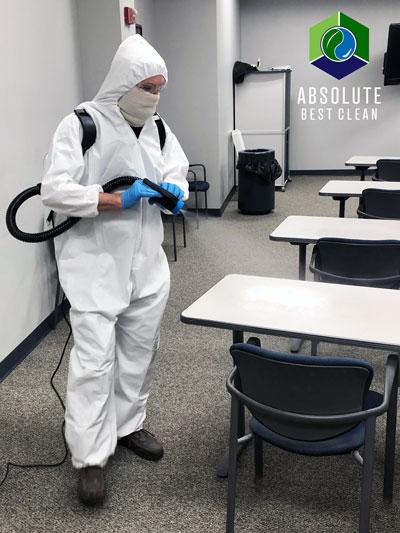 Central Kentucky Coronavirus Cleaning