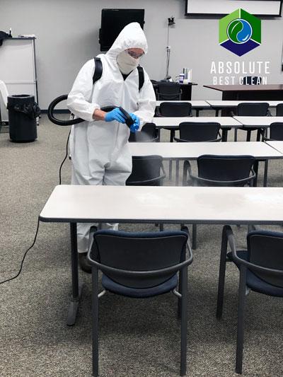Coronavirus Cleaning and Sanitization
